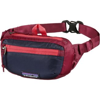 Patagonia Bauchtasche arrow red