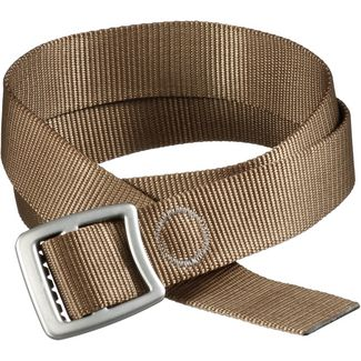 Patagonia TECH WEB BELT Gürtel ash tan
