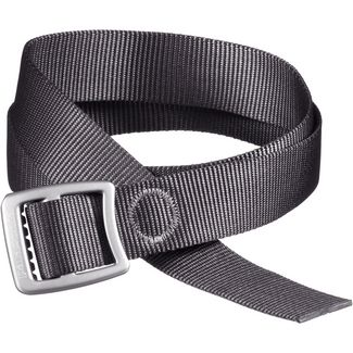 Patagonia TECH WEB BELT Gürtel forge grey