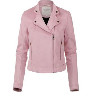 TOM TAILOR Bikerjacke Damen soft pink