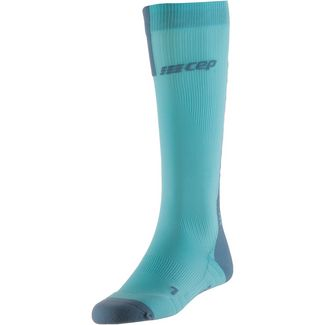 CEP Run Socks 3.0 Kompressionsstrümpfe Damen ice-grey
