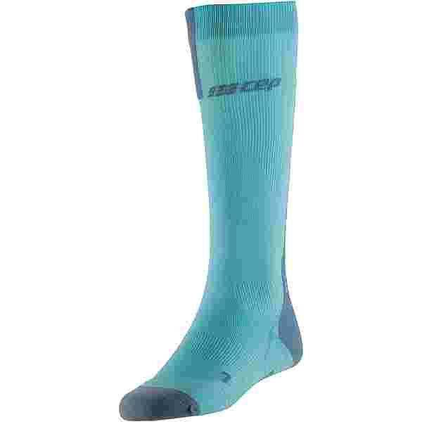 CEP Run Compression Socks 3.0 Kompressionsstrümpfe Damen ice-grey