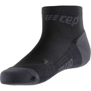 CEP Compression Low Cut 3.0 Laufsocken Damen black-dark grey
