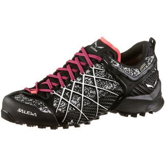 SALEWA WS Wildfire GTX® Wanderschuhe Damen black-white