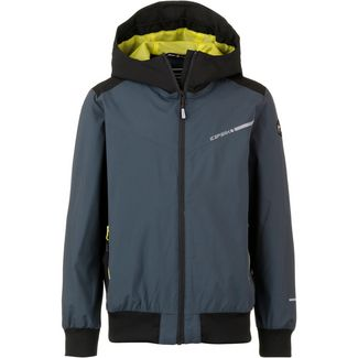 ICEPEAK Tadeo JR Funktionsjacke Kinder lead-grey