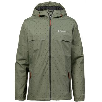Columbia Jones Ridge Regenjacke Herren cypress campfir