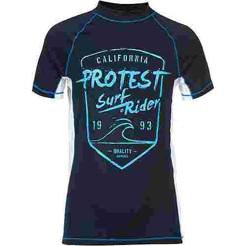 Protest Geller UV-Shirt Kinder ground blue