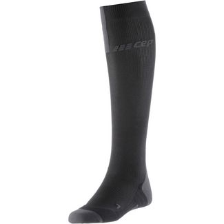 CEP Run Socks 3.0 Kompressionsstrümpfe Herren black-dark grey