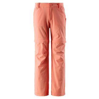 reima Silta Zipphose Kinder Coral Pink