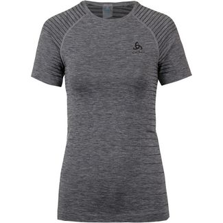 Odlo Performance Light Funktionsshirt Damen grey melange