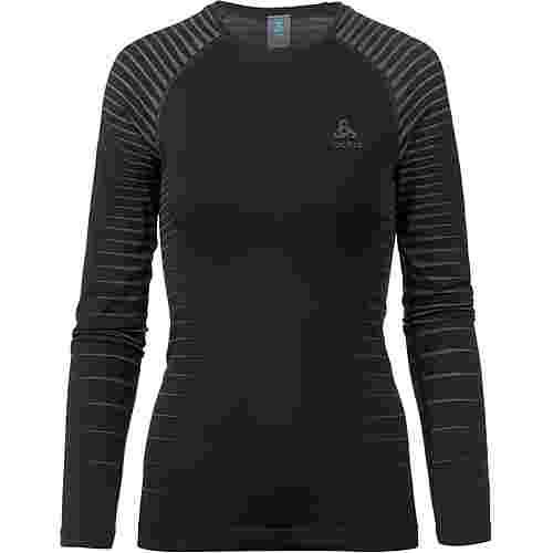 Odlo Performance Light Langarmshirt Damen black