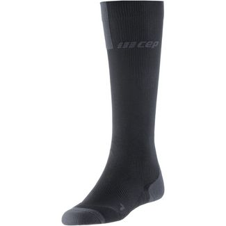 CEP Run Socks 3.0 Kompressionsstrümpfe Damen black-dark grey