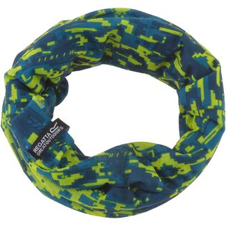 Regatta Kids Printed Multitube Loop Kinder Sea Blue Camo