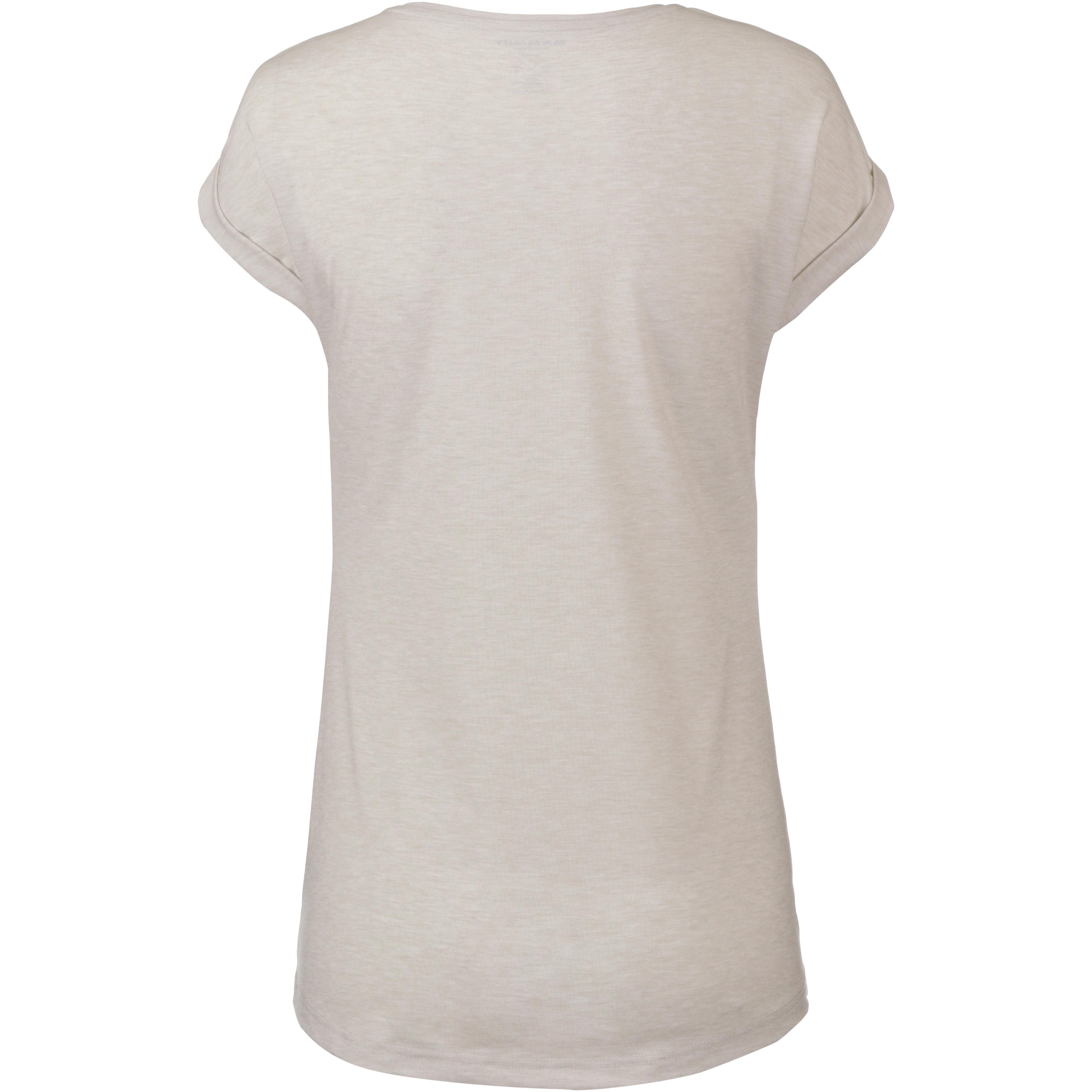 abgeholt Schnelle Lieferung Genieße den kostenlosen Versand Mammut Mountain T-Shirt Damen bright white melange PRT1 im Online Shop von  SportScheck kaufen