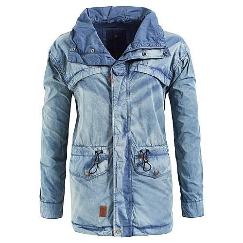 Khujo CITRA Parka Damen blau im Online Shop von SportScheck kaufen