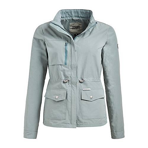 8637131f71f8 Khujo EZREAL Jacke Damen blau im Online Shop von SportScheck kaufen