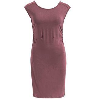 Khujo MONIEK Jerseykleid Damen rosa