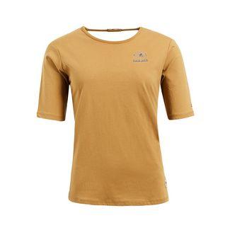 Khujo NIEVES RIDER T-Shirt Damen gelb