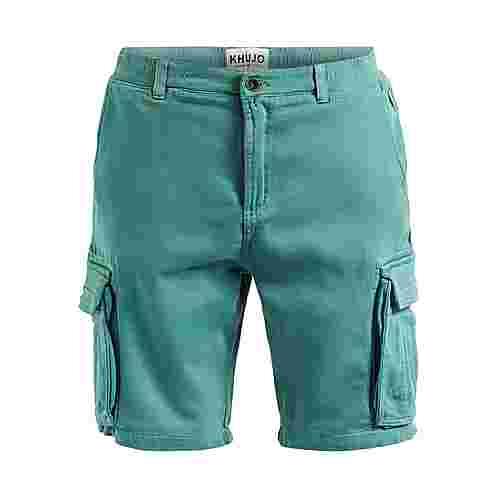 Khujo COOPER Shorts Herren blau