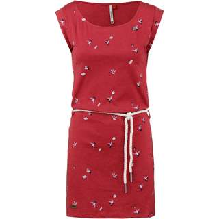 Ragwear Tammy Birds Jerseykleid Damen red