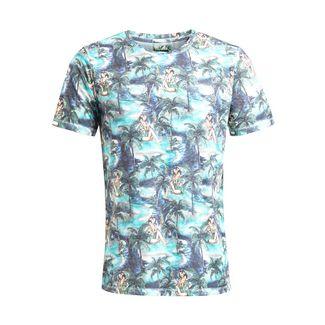 Khujo TRISTAN T-Shirt Herren mehrfarbig