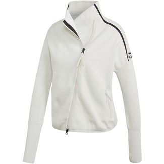 adidas ZNE Jacke Damen raw white