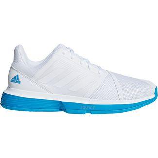 adidas CourtJam Bounce M Tennisschuhe Herren ftwr white