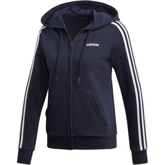 adidas Essentials Linear Sweatjacke Damen legend ink