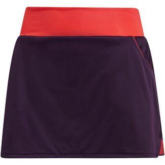 adidas CLUB SKIRT Tennisrock Damen legend purple