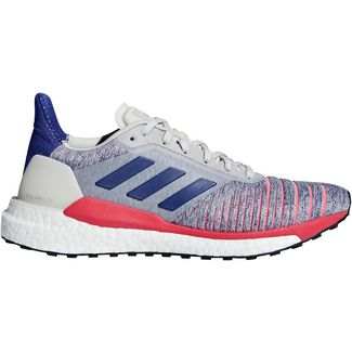 adidas Solarglide Laufschuhe Damen raw white