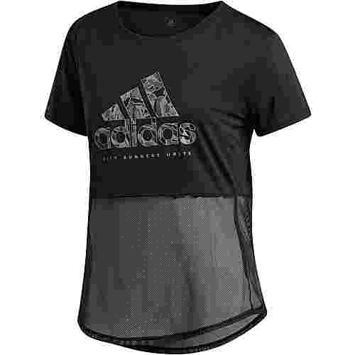 adidas Own The Run Funktionsshirt Damen black