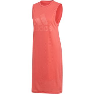 adidas SID Jerseykleid Damen prism pink