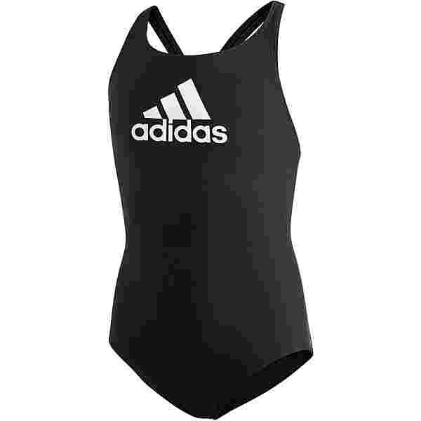 adidas BADGE OF SPORT Badeanzug Kinder black