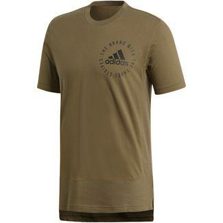 adidas SID T-Shirt Herren raw khaki