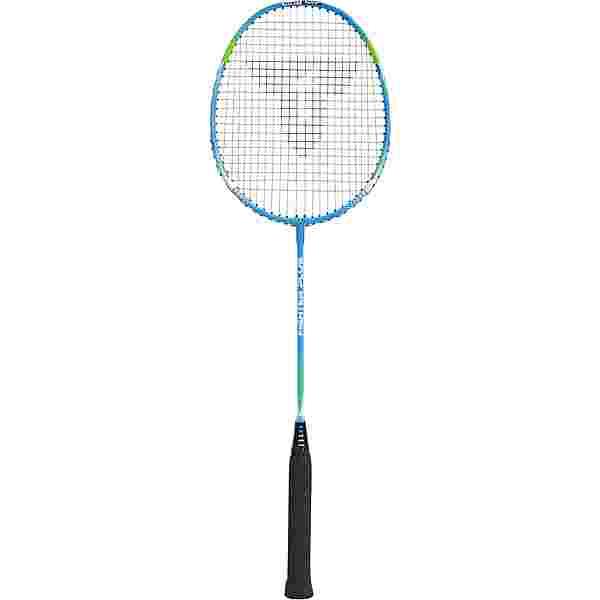 Talbot-Torro Fighter Plus Badmintonschläger blau-grün