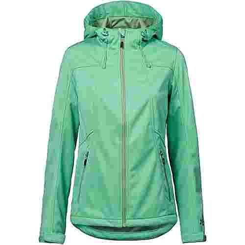 OCK Softshelljacke Damen grün