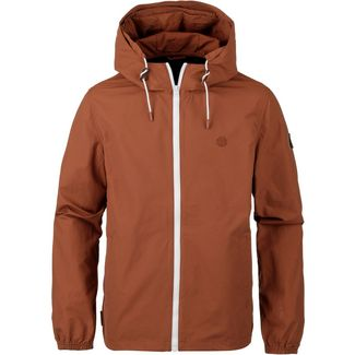 Element Alder Kapuzenjacke Herren ginger bread