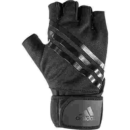 adidas Fitnesshandschuhe black