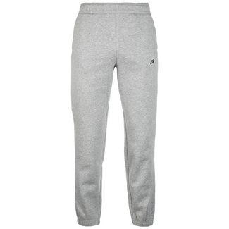 Nike Icon Fleece Essential Trainingshose Herren dunkelgrau / schwarz