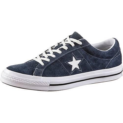 CONVERSE One Star OX Sneaker Herren navy-white-white im Online Shop von SportScheck kaufen