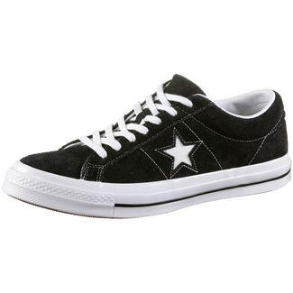 CONVERSE One Star OX Sneaker Herren black-white-white