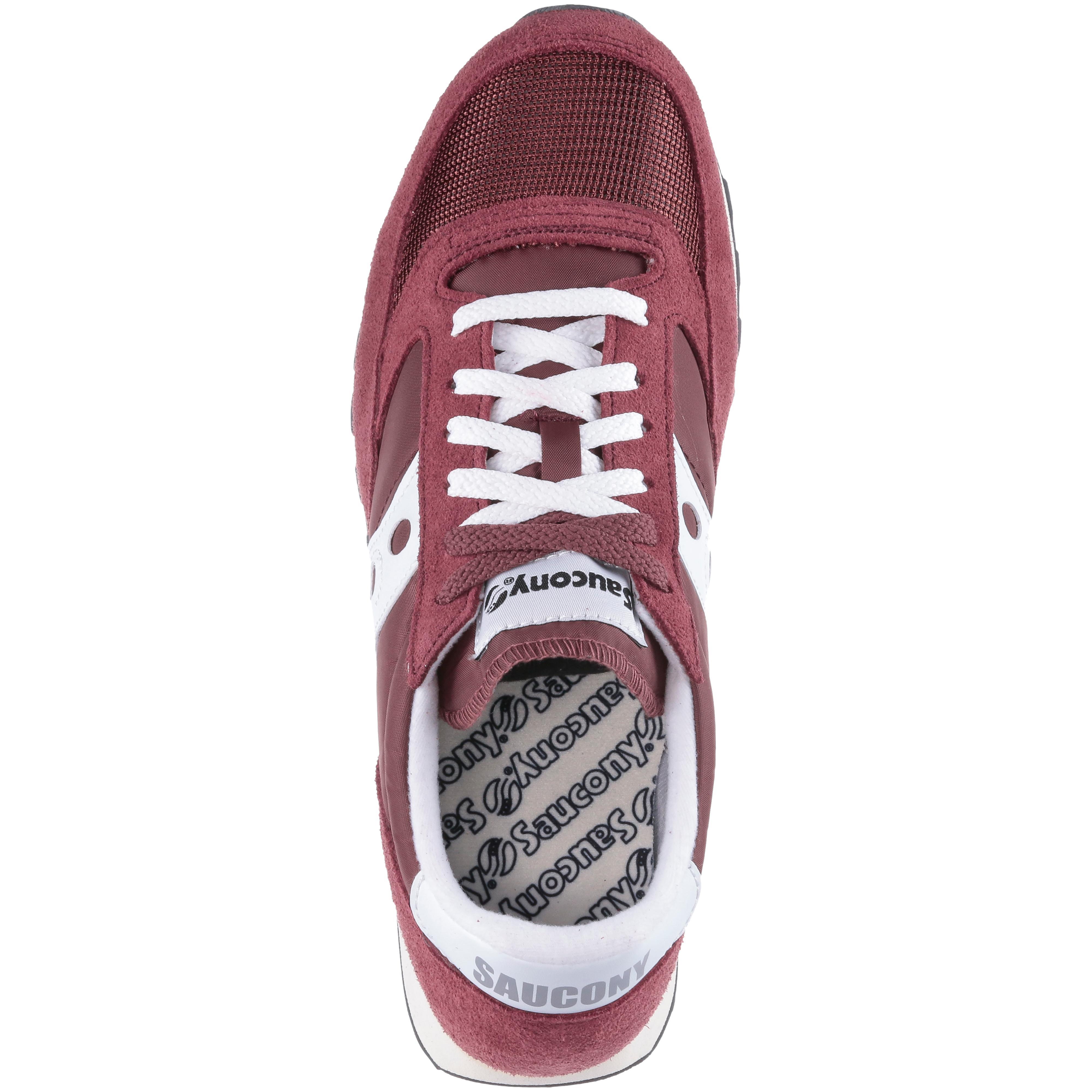 Saucony Jazz Original Vintage Vintage Vintage Turnschuhe Herren burgundy-Weiß im Online Shop von SportScheck kaufen Gute Qualität beliebte Schuhe daf005