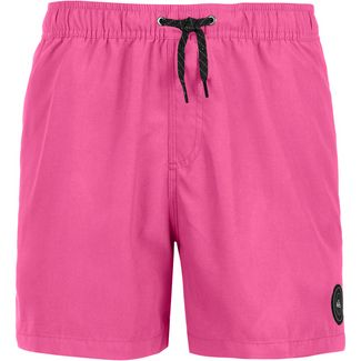 Quiksilver Everyday Volley 15 Badeshorts Herren carmine rose
