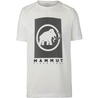 Mammut Trovat T-Shirt Herren bright white PRT2
