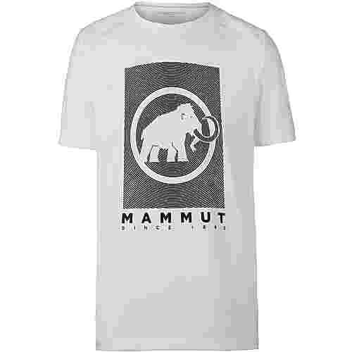 Mammut Trovat Funktionsshirt Herren bright white PRT2