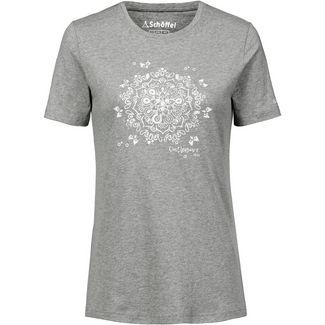 Schöffel Zug2 T-Shirt Damen silver filigree