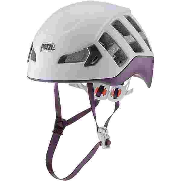 Petzl Meteor Kletterhelm white-violet