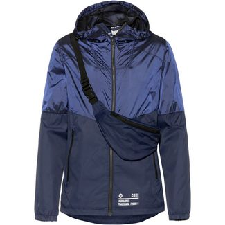 CORE by JACK & JONES JCOTONAL Kapuzenjacke Herren sky captain
