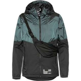 CORE by JACK & JONES JCOTONAL Kapuzenjacke Herren rosin