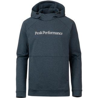 Peak Performance PULSE Sweatshirt Herren blue steel